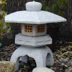 Yukimi Granite Lantern, Japanese Yukimi Snow Lantern, Yukimi Stone Lantern   Japanese Style, Inc.