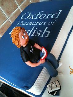 Simple Oxford Cake