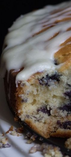 Best Blueberry Cake {EVER} - Erren's Kitchen