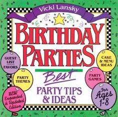 Book: Vicki Lansky's Birthday Parties