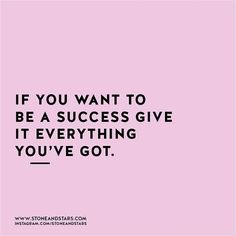 If you want to be a success give it everything you got! -Make t happen people! Motivation Goals, School Motivation, Boss Babe Entrepreneur, Inspiration Entrepreneur, Inspirational Memes, Motivational Quotes, Dear Self, Book Suggestions, Life Inspiration