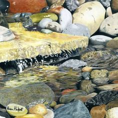 This Landscape Realism Nature , Drawing paper, Coloured Pencils painting was produced by Alison Philpott. Pencil Painting, Coloured Pencils, Image Types, Medium, Pencil Drawings, Google, Texture, Landscape, Wood
