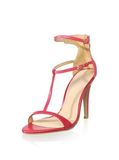 Plomo Women's Liliana T-Strap Sandal
