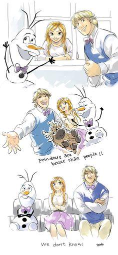 Making of Frozen