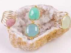 Amata Jewelry Studio salt water collection rings