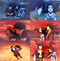 """Zuko & Katara """"Friendship can be an excuse, a cover when there's something there you don't want to admit or you're to scared to explore."""" - Gossip Girl"""