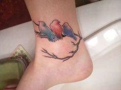 95 Bird Tattoos for Women and Girls (28)