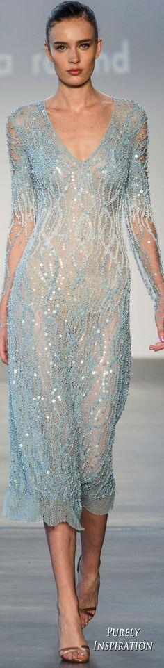 Pamela Roland SS2017 Women's Fashion RTW | Purely Inspiration