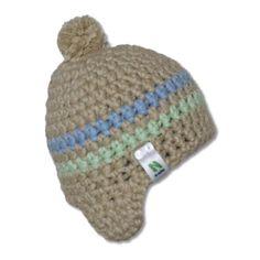 Easy Baby Mützen Häkelmütze häkeln DIY Mode Mütze Beanie Handarbeit Mütze häkeln Textil Mode Mode für