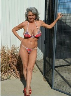 Usa Granny Movie 58