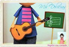 Mil Delicias: ♥ Fofucho Delifú profesor de música ♪
