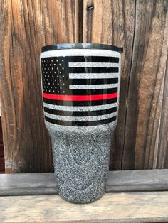 First Responder Glitter Dipped Tumbler by ScherrSelections on Etsy Vinyl Tumblers, Personalized Tumblers, Custom Tumblers, Glitter Projects, Glitter Crafts, Glitter Decorations, Burlap Projects, Burlap Crafts, Glitter Tumblr