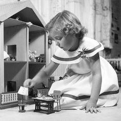 koninklijkhuis:  Princess Margriet, 1950