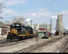 RailPictures.Net Photo: PREX 2057 Keokuk Junction Railway EMD GP20 at Keokuk, Iowa by Chris Lastovich