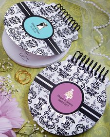 Personalized Expressions  Collection damask design notebook favors #Personalized #wedding #weddingfavor #favor #bridal #bridalshower #babyshower #shower #gift #sale http://www.bluerainbowdesign.com/WeddingFavorProduct.aspx?ProductID=PR04051117499900123456789XBRD99916=WEDDI=GROUP=WPERS
