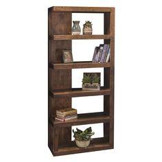 Andersonbookcase3qs14 Bookshelves Pinterest