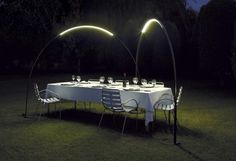Oświetlenie ogrodowe VIBIA
