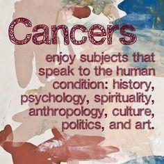 Canser zodiac sign