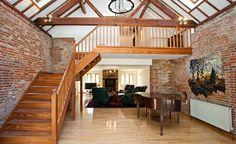 Love the mezzanine floor