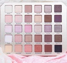 The NEW Too Faced Natural Love Eyeshadow Palette Pinterest// Plumb Worn Out