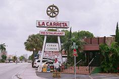 La Carreta Restaurant Miami FL