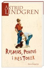 Rasmus, Pontus i pies Toker - Ryms - kwartalnik o książkach dla dzieci i młodzieży