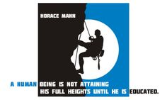 Horace Mann Education Quotes, Public School, Student, Educational Quotes, State School