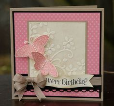 Strength and Hope Birthday card by passionflower - Cards and Paper Crafts at Splitcoaststampers