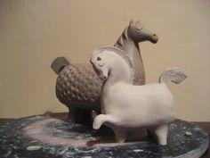 Bailando canguro - El arte de la Galia Bernstein