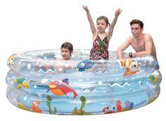 Set of 2 Inflateable Swim Tube Rings CRAB /& STARFISH Float Pool Lake Beach River