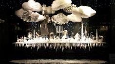 de Bijenkorf Den Haag Festive season Frozen/ Icequeen