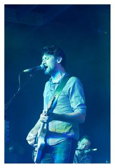Paul Dempsey @ the Howler in Melbourne photos by Elisa Bryant