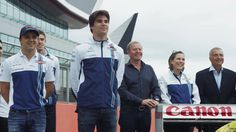 Williams F1 Team - Celebrating 40 Years Of Williams In Formula 1 At Silverstone (VIDEO)