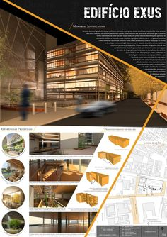19 ideas for design poster architecture presentation boards Poster Architecture, Concept Board Architecture, Architecture Design, Architecture Presentation Board, Architecture Graphics, Landscape Architecture, Gothic Architecture, Layout Design, Design Despace