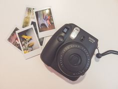 Polaroid Photo Project (feat. the Fujifilm Instax Mini 8)