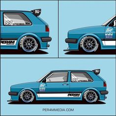 What can I say..yes,one more MK2 / DM for comissions #per4m_media #vw #vwmk2 #vwgolf #vwstance #vwgolfmk2 #mk2golf #mk2crew #mk2 #burnallthemk2s #vag #jdm #stance #fitment #low #racecar #illustration #carart #carlivery #carillustration #liverydesign #automotiveart #vector #vectorart #vectorillustration