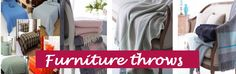 Furniture throws are available with the best Bedspreads, Cushions, Rugs & Bedding at this online portal where is easy to find the most desirable deals at an ease.
