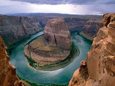 Horseshoe Bend of Arizona; United States
