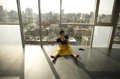 Les Blanche-Neige en crise d'ado de Catherine Baÿ au Centre Pompidou