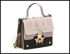 P Bag Brushed Calf Leather Backpack - Giancarlo Petriglia #GiancarloPetriglia