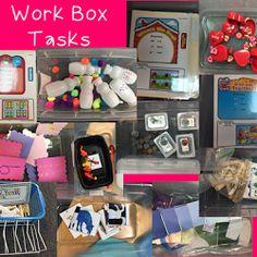 Work Box Wednesday
