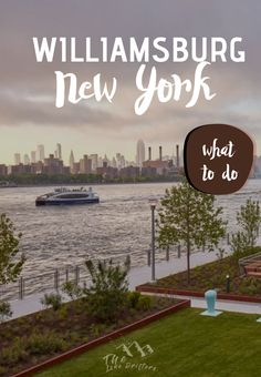 10 x doen in Williamsburg New York: guide & bezienswaardigheden New York Travel Guide, New York City Guide, Travel Tips, New York Trip, Williamsburg New York, Vintage New York, Travel Usa, North America, Travel Inspiration