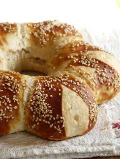 Laugenkranz - zum Osterfrühstück