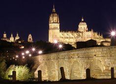 Salamanca. Forgot how beautiful it is.