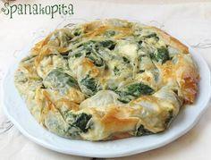 Verás qué forma tan deliciosa de comer espinacas. La receta la comparten desde el blog COCINANDO EN MARTE.