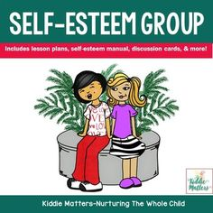 "This 6 Week Self-Esteem Counseling Group resource contains games, activities, task cards, and worksheets designed to boost self esteem in children ages 9 to 14.     According to the American School Counseling Association (ASCA), ""Group counseling, which involves a number of students working on shared tasks and developing supportive relationships in a group setting, is an efficient, effective and positive way of providing direct service to students with academic, career and social/em..."