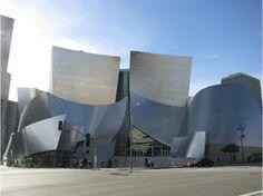 Walt Disney Concert Hall - magnificent !