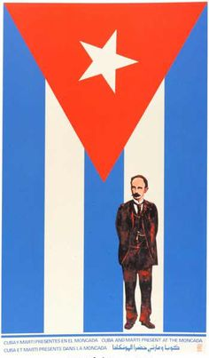 "José Julián Martí Pérez (1/28/1853 – 5/19/1895) a Cuban national hero & an important figure in Latin American literature. He was a poet, essayist,  journalist, revolutionary philosopher, translator, a professor, publisher, & political theorist. Thru writings & political activity, he became a symbol for Cuba's bid for independence against Spain in the 19th century, and is referred to as the ""Apostle of Cuban Independence."""