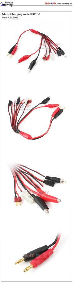 Multi-Charging cable 300MM