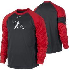 Nike Men's Swingman Therma-FIT 1.5 Baseball Crew Shirt - Dick's Sporting Goods